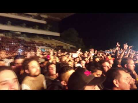 Slipknot Bogota Colombia 22 Oct 2016 [HD Preview, EQ] 45 minute concert