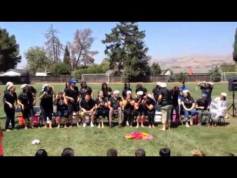 ALS Ice Bucket Challenge Holly Oak Elementary School