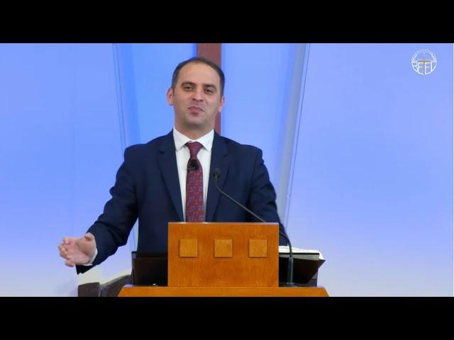 Serviciu divin - mesaj - Daniel Cioban -Anania sau Barnaba? - 26.09.2021 - dimineața