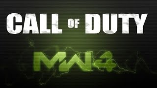 Як включити чити в Call of Duty 4 Modern Warfare!