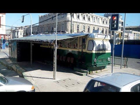 Troles Bus de Valparaíso