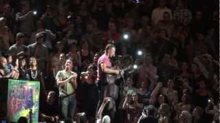 Coldplay Us Against the World Live Montreal 2012 HD 1080P