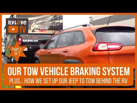part-2:-4-down-flat-towing-vehicle-braking-system-+-setting-up-our-jeep-to-tow-|-full-time-rv-life