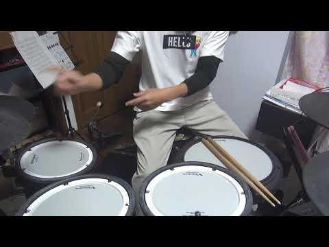 すぐできるかっこいい簡単なフィルイン~初めてのドラム練習方法62~