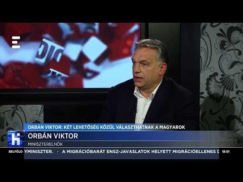 Orbán Viktor a választás tétjéről beszélt Miskolcon - ECHO TV