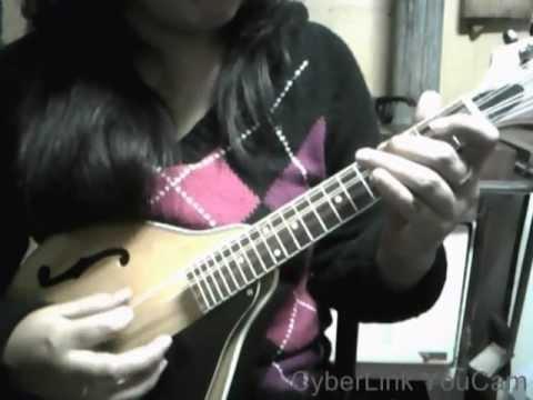 La crucifixión 1° voz mandolina (completa)