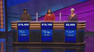 Jeopardy devastation