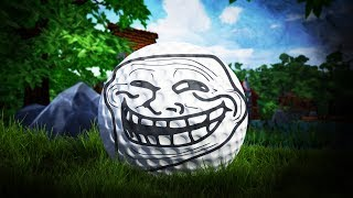 Troll Mapa || Golf It