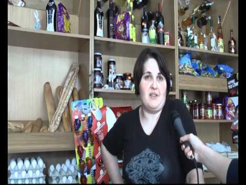 Reportaje comercios rumanos    BEA ARANDA