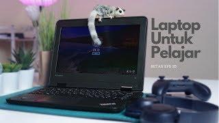 laptop Murah Cuma 2,1 Juta Udah Pakai SSD  Kuat & Awet  Retas THINKPAD 11E