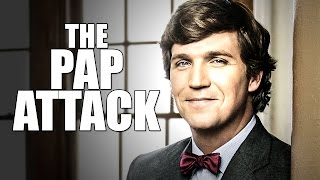 Pap Attack: The Daily Caller — Tucker Carlson's High School Rag - The Ring Of Fire