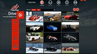 Assetto Corsa - 210 Cars List (Full HD)