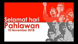 SELAMAT HARI PAHLAWAN 10 NOVEMBER
