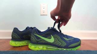 Unboxing and Product Review On Nike Air Max 2014 Running Shoes 330514bde