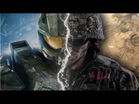 halo vs call of duty essay Grifball is a community created game-type made by burnie burns and gavin  it is the player's duty to return to  a game of grifball in halo 4 played on.