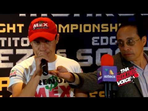 Roman Gonzalez Los Angles HBO Debut Press Conference
