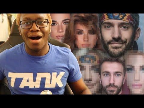 If Male Youtubers Were Females