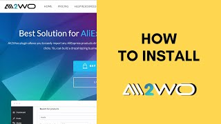 How to import products from AliExpress using Ali2Woo Chrome