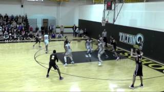 Tilton School Boys' Varsity Basketball vs. Brewster Academy