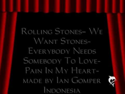Rolling Stones- WWS-ENSTL-PIMH- made by Ian Gomper
