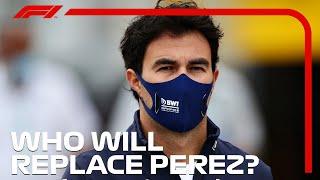 Sergio Perez Tests Positive for COVID-19: What Now? | 2020 British Grand Prix