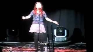 Charice sings Tagalog songs [Eng Sub]