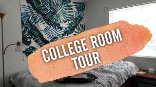 COLLEGE ROOM TOUR || James Madison University