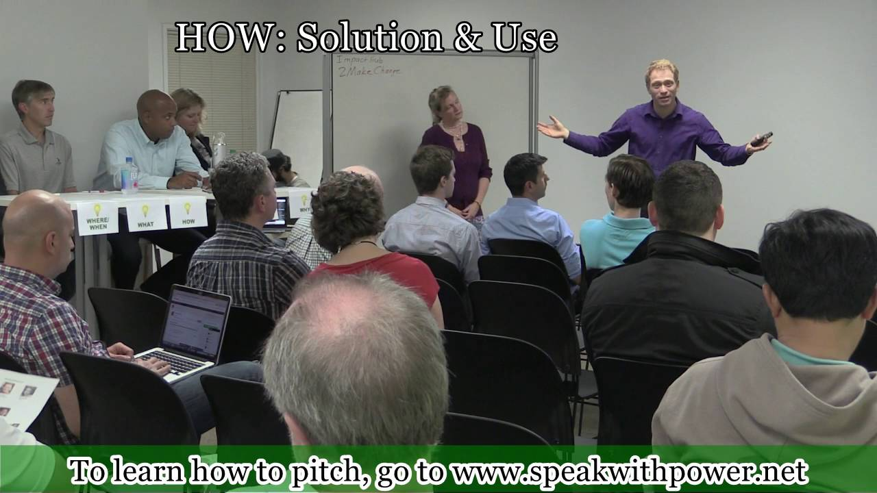Pitch Perfect Startup What do you need in a 3 min Pitch - YouTube