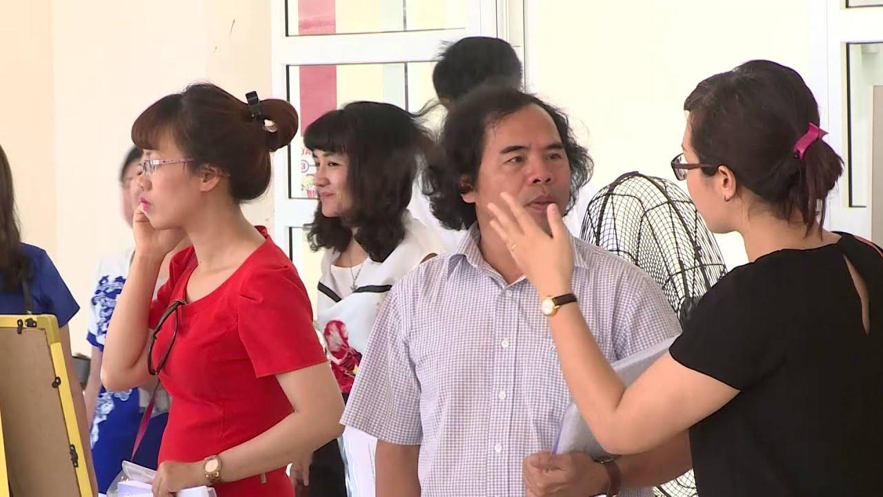Triển lãm mỹ thuật và nhiếp ảnh về văn hóa biển đảo tại Trường ĐH Quảng Bình
