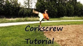 corkscrew tutorial /Обучение на корк на русском