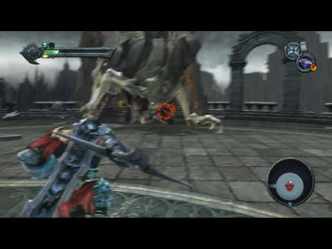 Darksiders: Tiamat Battle