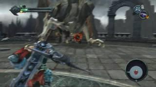 Darksiders: Tiamat Battle