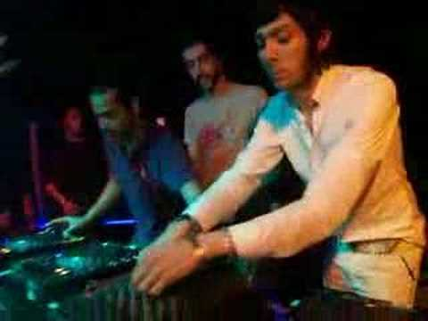 Justice x DJ Mehdi x Busy P - LIVE @ Roxy 5.1.07