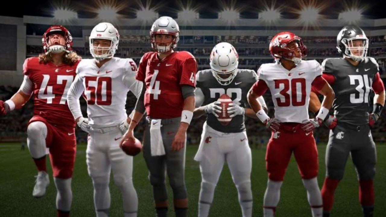 NEW FOOTBALL UNIFORMS NFL AND COLLEGE 2017-2018 SEASON! - YouTube 47bff5623