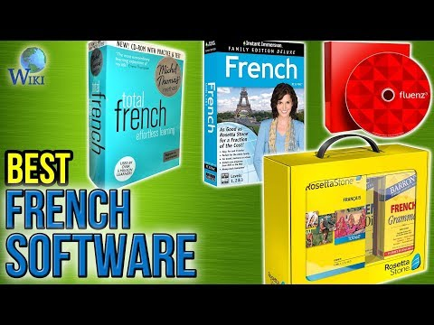 6 Best French Software 2017 - YouTube