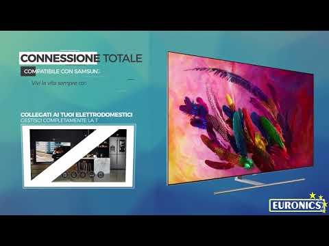 Samsung | TV QLED UHD Flat | Serie 7 | 75Q7FN 2018