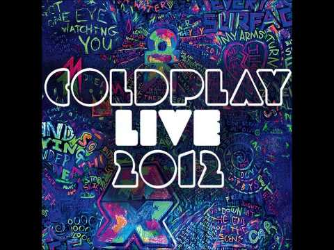 Yellow - Coldplay (Live 2012)