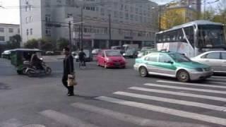 中国の交通事情!