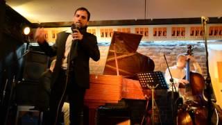 Концерт  Davide Logiri  и Valerio Sgargi в джаз клубе JFC 08.11.2015