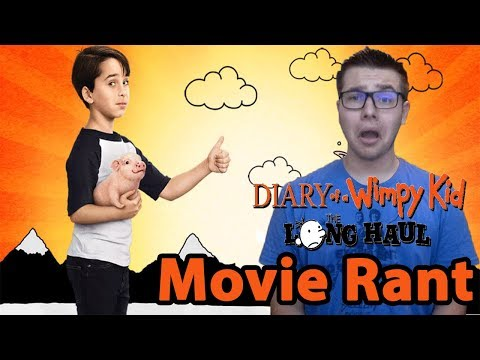Diary Of A Wimpy Kid: The Long Haul - Movie Rant