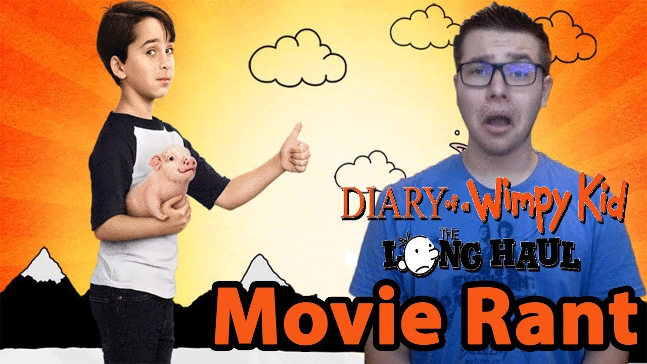 Diary of a Wimpy Kid- The Long Haul review/rant - YouTube
