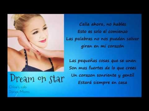 Kadie Hodges - Dream on Star - (Dance moms Chloe's solo) - Sub español~