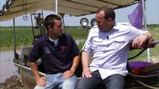 Louisiana Crawfish and Rice Farm - America's Heartland