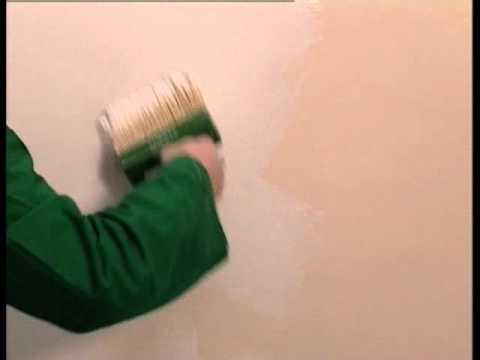 Rinfresca - come applicare la pittura per interni OIKOS - YouTube