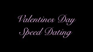 Speed Dating (comedy skit)