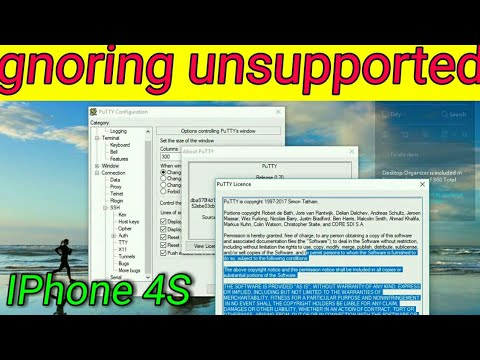 ignoring unsupported device unsupported in dfu mode solucion