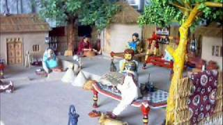 Mai Bhaagi-Khari Neem Kay Nechay