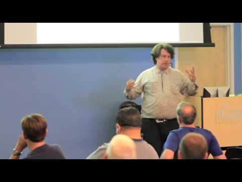Marshall Eubanks lecture about Asteroid Mining to NOVAC - August 2015