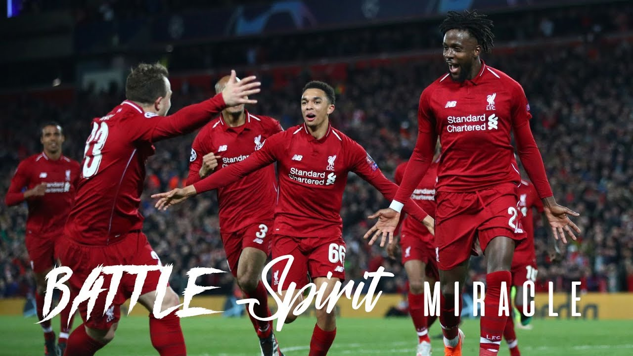 Download Liverpool vs Barcelona UCL 2019 l Cinematic l Miracle night , Epic battle