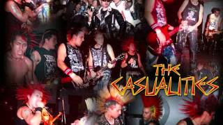 Watch Casualties No Turning Back video